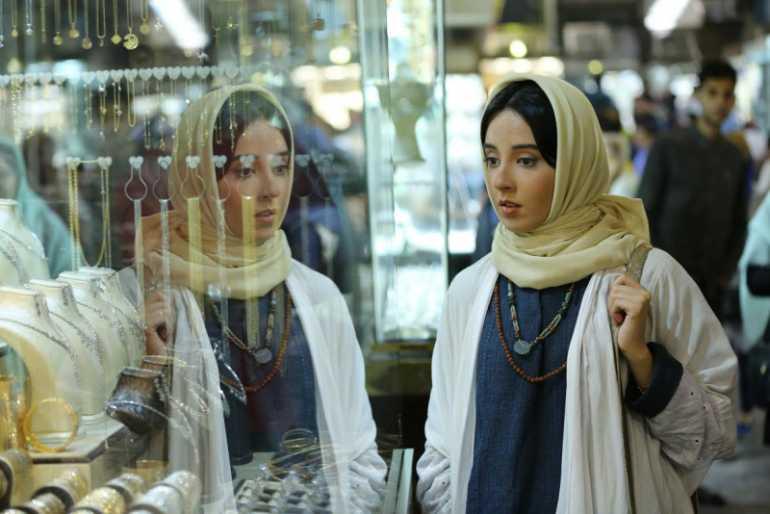هنرنمایی به آفرید غفاری در نقش صوفی در فیلم صوفی و دیوانه
