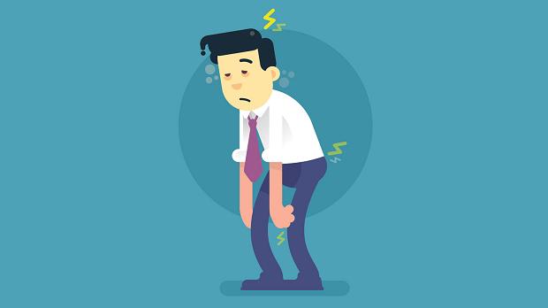 خستگی مزمن میتواند به علت نارسایی کلیه باشد