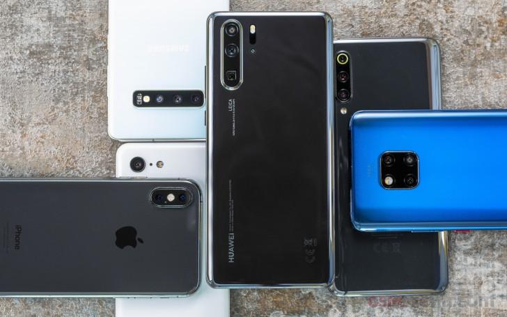 Camera comparison: Huawei P30 Pro vs S10+, iPhone XS, Pixel 3, Mi 9, Mate 20 Pro