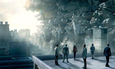 فیلم Inception اثر کریستوفر نولان