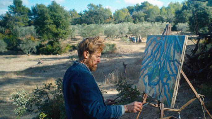 هنرمندی ویلیام دفو Willem Dafoe در فیلم At Eternity's Gate
