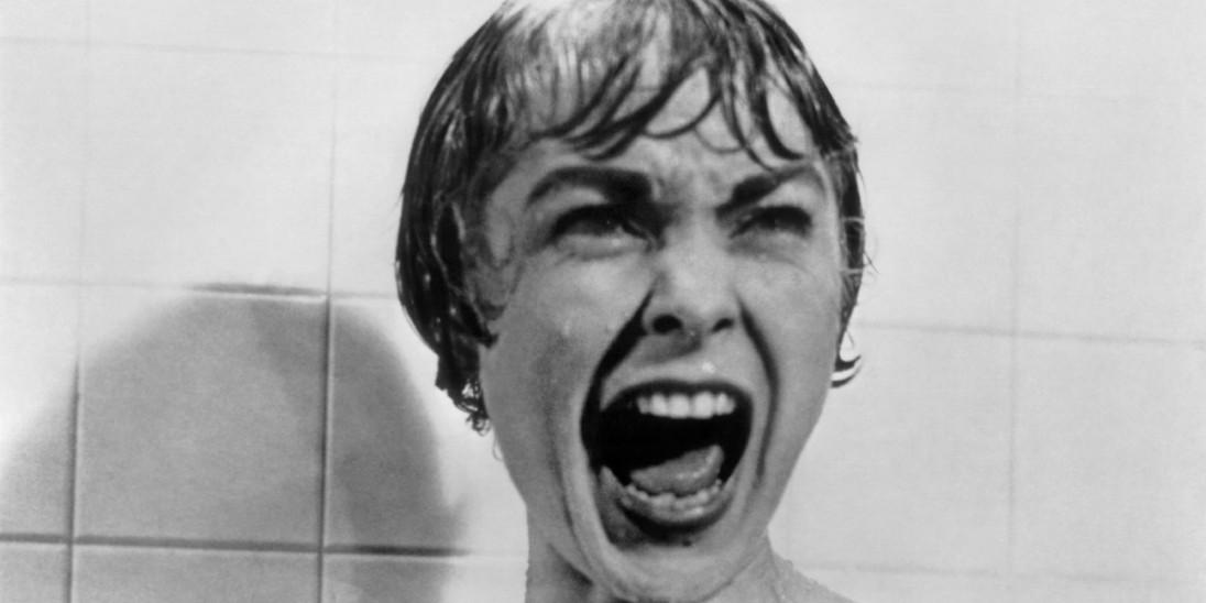 فیلم Psycho اثر آلفرد هیچکاک