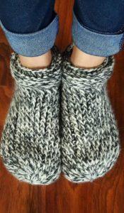 جورابهای بافتنی crochet socks