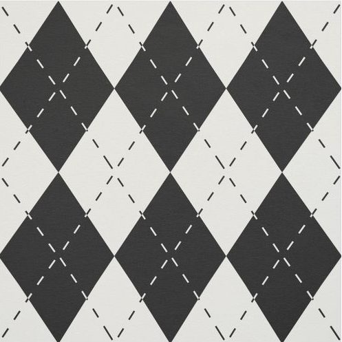 Argyle patterns پترن معروف آرگیل