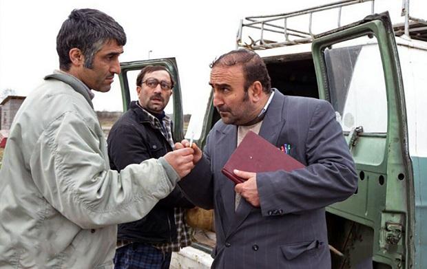 هنرنمایی مهران احمدی، پژمان جمشیدی و مجید صالحی در فیلم من دیوانه نیستم