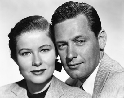 Nancy Olson و William Holden