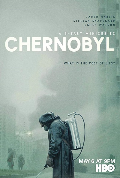 پوستر مینی سریال چرنوبیل Chernobyl