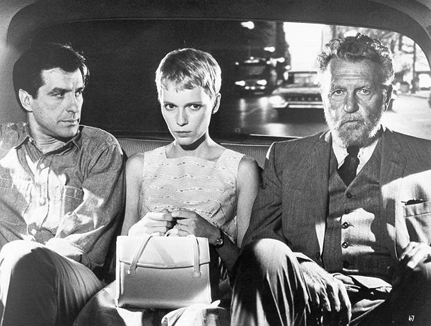 فیلم بچه رزماری فیلمی در ژانر ترسناک روانشناسانه، محصول سال ۱۹۶۸ به کارگردانی رومن پولانسکی است. رومن پولانسکی متولد ۱۸ آگوست ۱۹۳۳ پاریس میباشد.