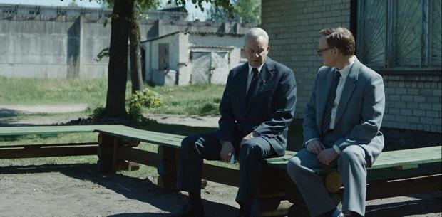 هنرنمایی Stellan Skarsgård و Jared Harris در سریال چرنوبیل