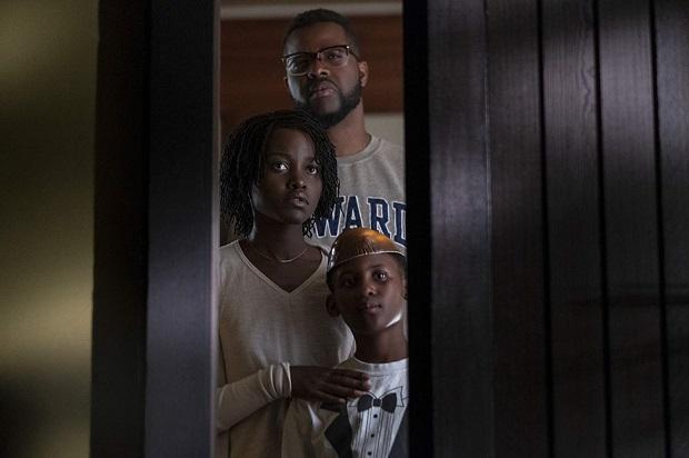 هنرنمایی Lupita Nyong'o, Winston Duke و Evan Alex در فیلم Us