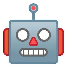 ایموجی 🤖 robot face