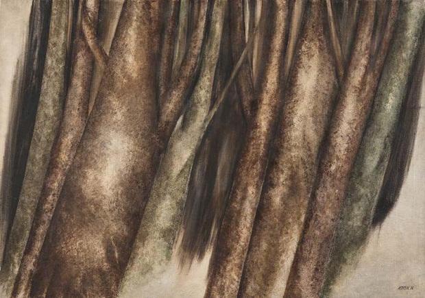 نقاشی معروف سهراب سپهری
