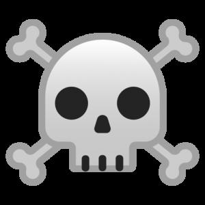 ایموجی 💀 Skull