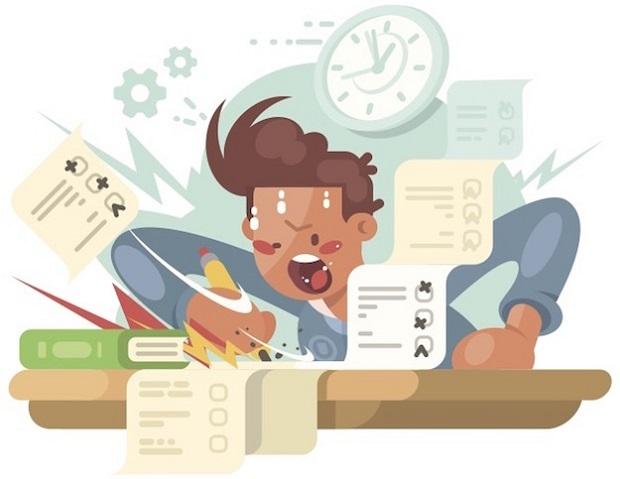 استرس کاری را با روش های مختلف مانند رایحه درمانی مدیریت کنید