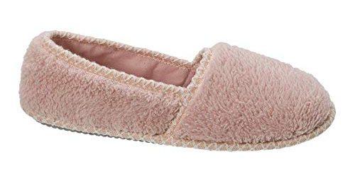 اسلیپر پشت بسته پوششی کامل برای پا ایجاد میکند.