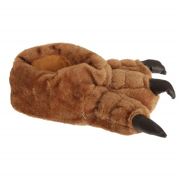 اسلیپرهای جدید که در انواع شکلهای پای حیوانات یا اشکال دیگر طراحی و تولید میشوند.