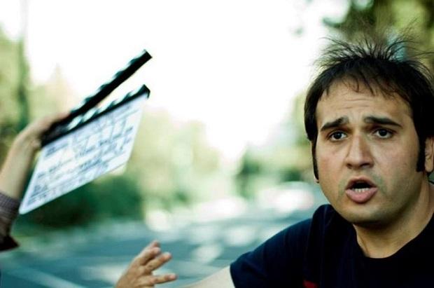 رضا درمیشیان کارگردان فیلم عصبانی نیستم