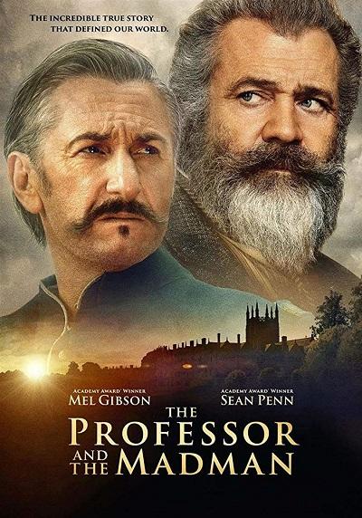 پوستر فیلم The Professor and the Madman
