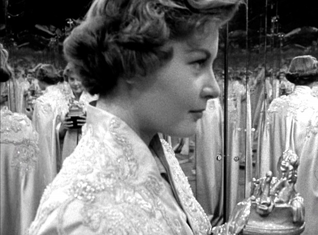 هنرنمایی Barbara Bates در فیلم All About Eve