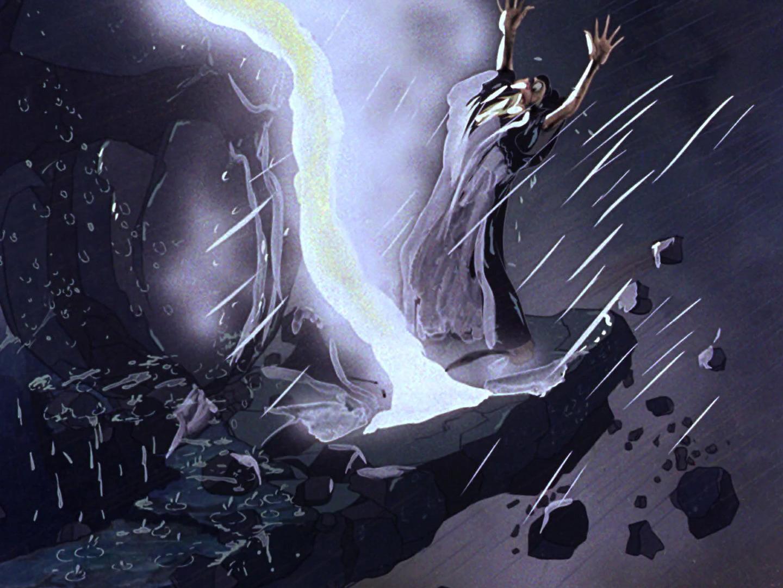 در انیمیشن سفید برفی و هفت کوتوله چند خویشکاری اصلی وجود دارد که پایه و اساس فیلم بر آن ساخته میشود و حرکتهای فیلمنامهای را شکل میدهد.