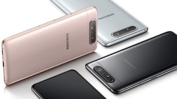 بررسی مشخصات گلکسی A80 | Samsung Galaxy A80