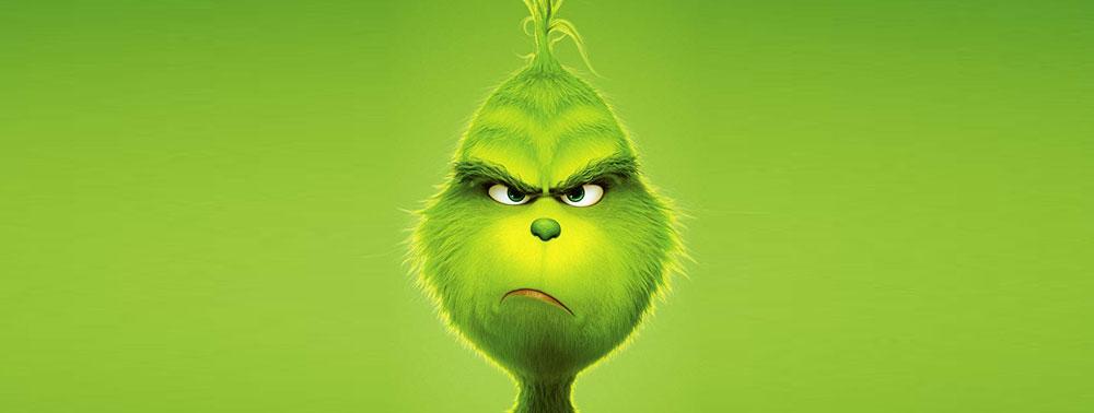 انیمیشن گرینچ The Grinch