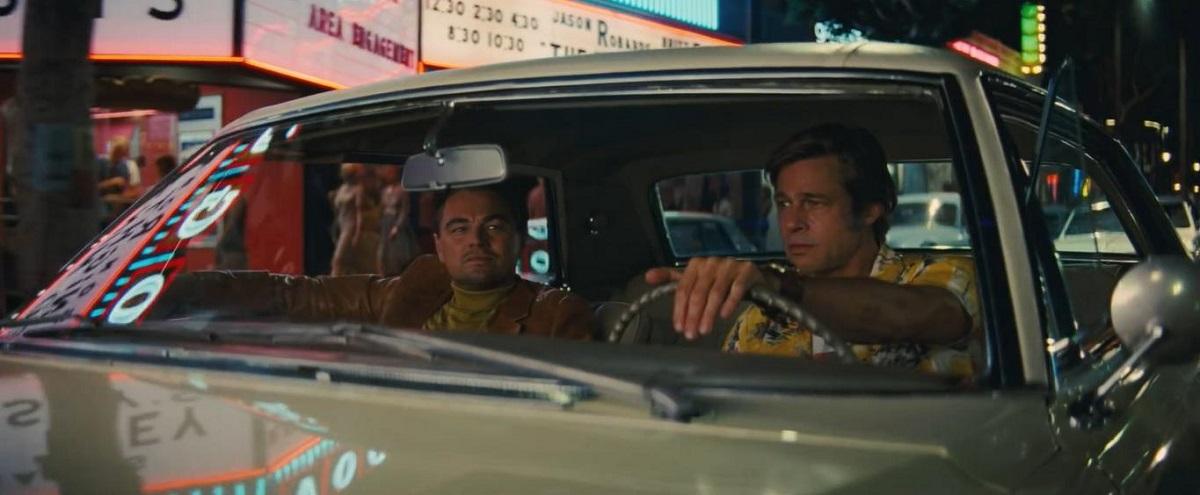 Leonardo DiCaprio و Brad Pitt که هر دو از ستارگان خوش سیما و درخشان هالیوود هستند، این بار به عنوان زوج هنری در این فیلم حضور دارند.