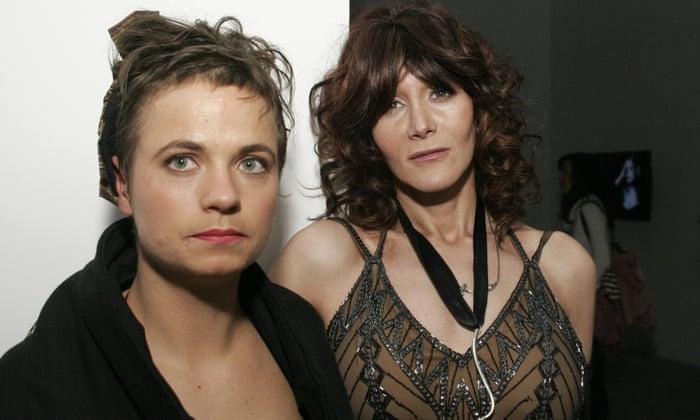 لورا آلبرت و سوانا کنوپ هویت جعلی JT LeRoy