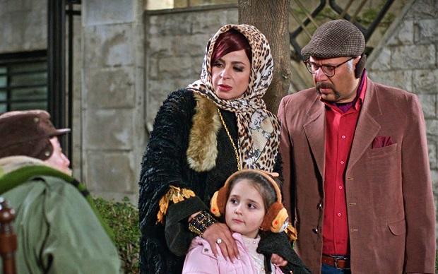 خانواده چمچاره با بازی محمد بحرانی و سیما تیر انداز