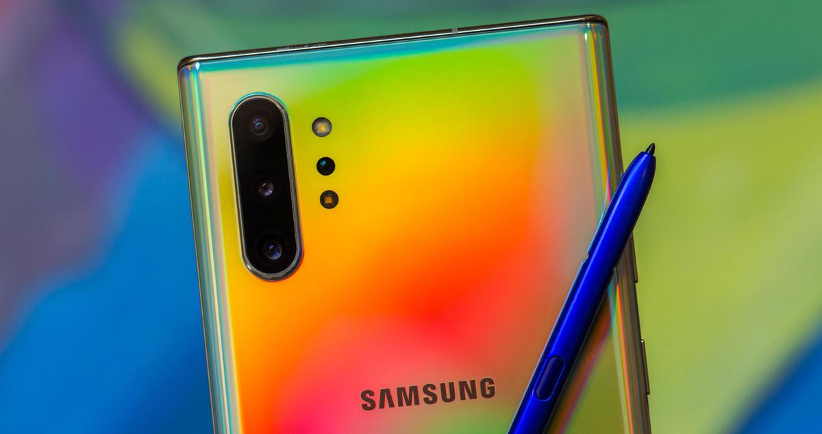بررسی نوت ۱۰ پلاس Samsung Galaxy Note 10+ زیر ذره بین نتنوشت