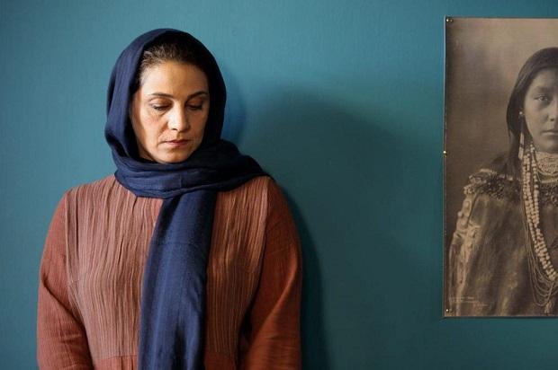 هنرنمایی شبنم مقدمی در فیلم درساژ
