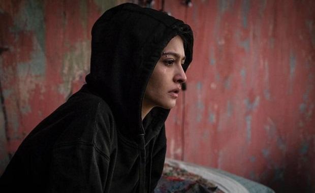 هنرنمایی پردیس احمدی در فیلم سرکوب