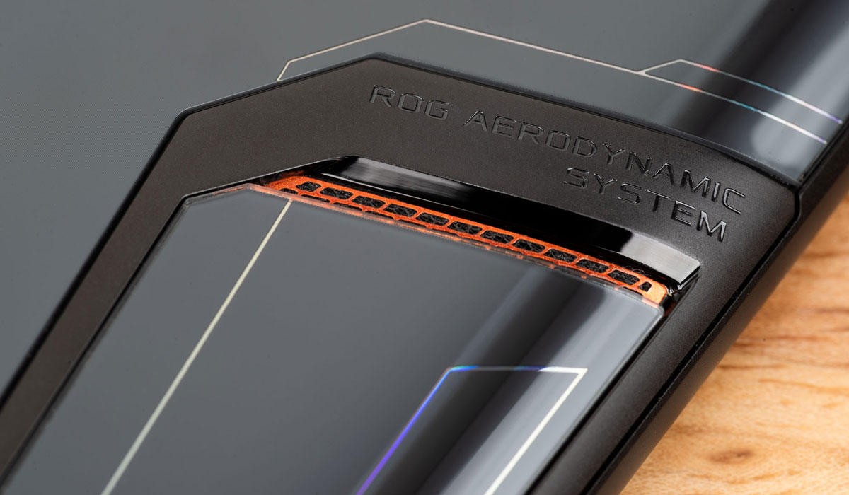پشت و روی این گوشی از جنس شیشه ساخته شده و با پوشش گوریلاگلس ۶ محافظت میشوند. Asus ROG Phone 2 به یک سنسور اثر انگشت درون صفحهای مجهز شده و دارای سنسورهای مجاورت، قطب نما، شتاب سنج و ژیروسکوپ میباشد. این گوشی که در جولای ۲۰۱۹ معرفی شد، از ماه آگوست با قیمتی در حدود ۹۰۰ یورو در بازار عرضه میشود.