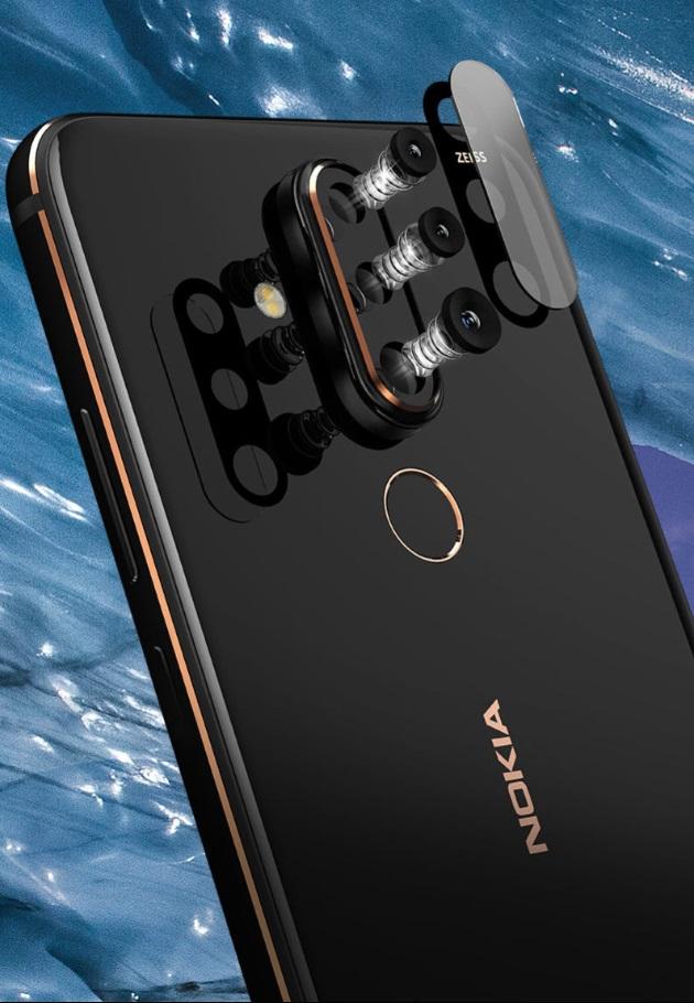 اما دوربین مهمترین بخشی است که در بررسی مشخصات نوکیا X71 میتوان به آن اشاره کرد. در قسمت دوربین پشتی، یک سنسور ۴۸ مگاپیکسلی با بازشدگی دیافراگم f/1.8 به عنوان دوربین اصلی به کار رفته که دارای رزولوشن سرسام آور ۶۰۰۰*۸۰۰۰ پیکسل میباشد.