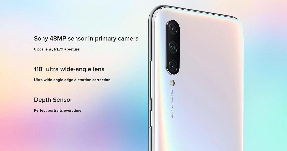 سیستم دوربین شیائومی Mi A3 بسیار قدرتمند است. دوربین اصلی این گوشی یک سنسور ۴۸ مگاپیکسلی با سایز نیم اینچ میباشد که جزئیات فوق العاده بالایی را در تصاویر ثبت میکند و از نظر کیفیت نیز بی همتا است.