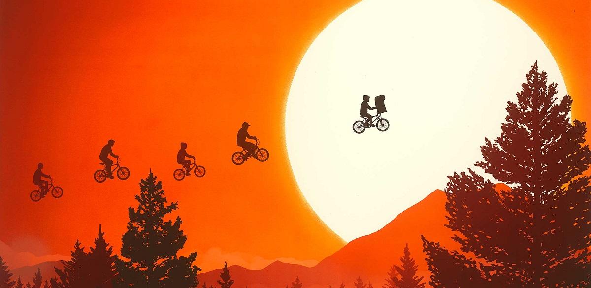 فیلم E.T. the Extra-Terrestrial ساختهی استیون اسپیلبرگ
