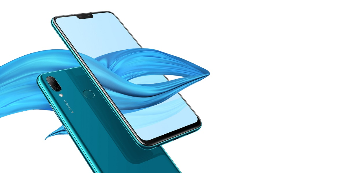 طراحی زیبای Huawei Y9 2019
