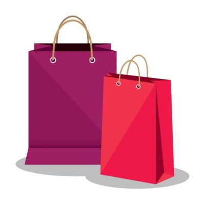 ایموجی 🛍️ Shopping Bags