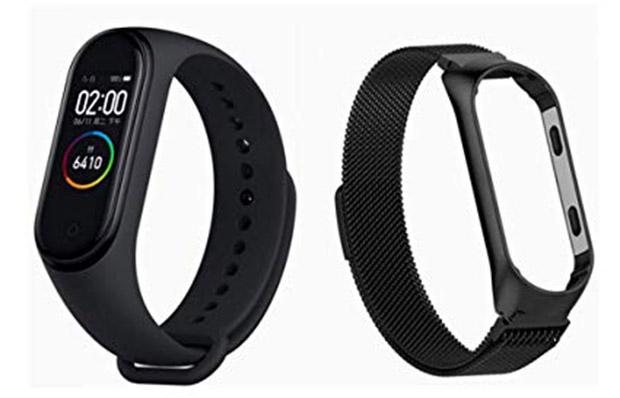 امکان تعویض بند در دستبند Mi Band 4 به آسانی فراهم شده است!