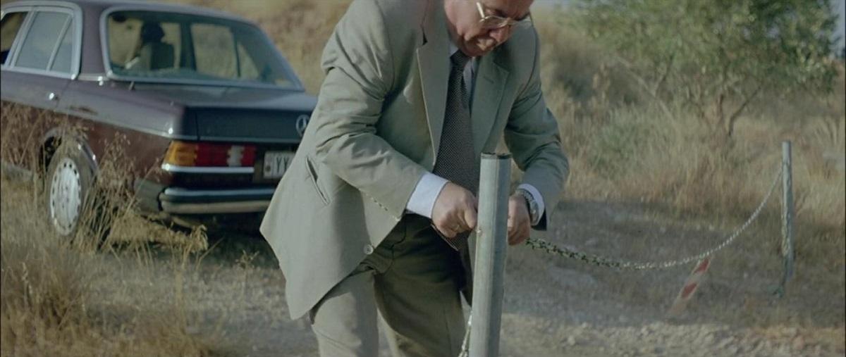 گریستوس استرگیوگلس Christos Stergioglou در نقش پدر