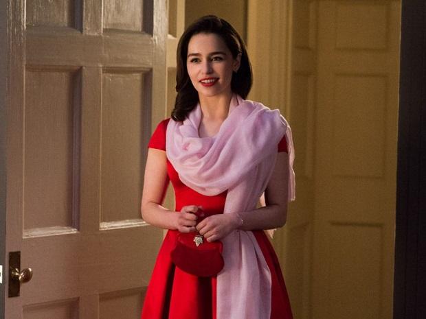 هنرنمایی امیلیا کلارک Emilia Clarke در فیلم Me Before You