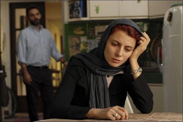 بازی لیلا حاتمی در فیلم جدایی نادر از سیمین