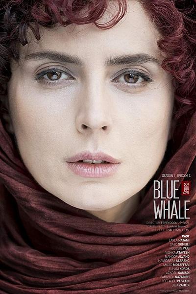 تا پیش از این فیلم، لیلا حاتمی در شمایل زن معصوم قرار داشت. حال در آب و آتش در شمایل یک روسپی قرار میگرفت. در نهنگ آبی نیز تصویری که از لیلا حاتمی ارائه میشود، دختری مست و مواد زده، تصویریست کم تر شناخته شده از لیلا حاتمی این روزها.