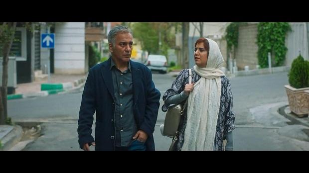 حمید رضا آذرنگ در سریال نهنگ آبی