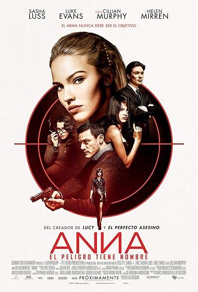 پوستر فیلم Anna