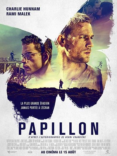پوستر فیلم Papillon