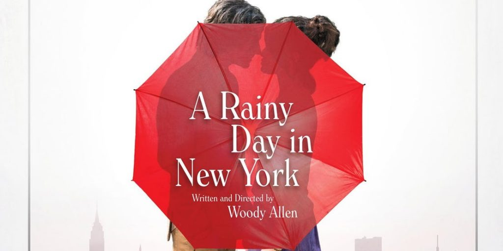 فیلم A Rainy Day in New York