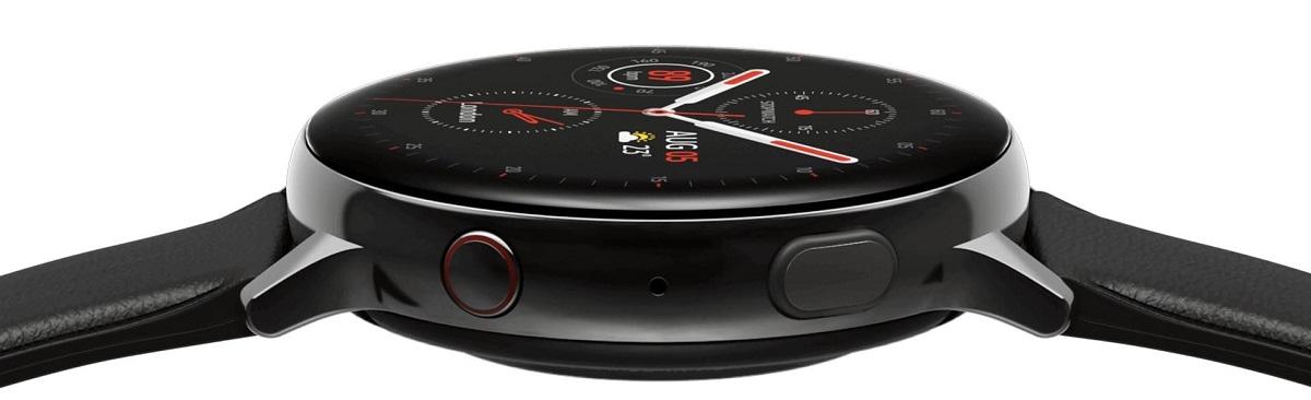 سامسونگ Galaxy Watch Active 2 در دو اندازه کوچک ۴۰ میلی متری و بزرگ ۴۴ میلی متری و هم چنین در دو نوع بلوتوث و LTE عرضه شده است.