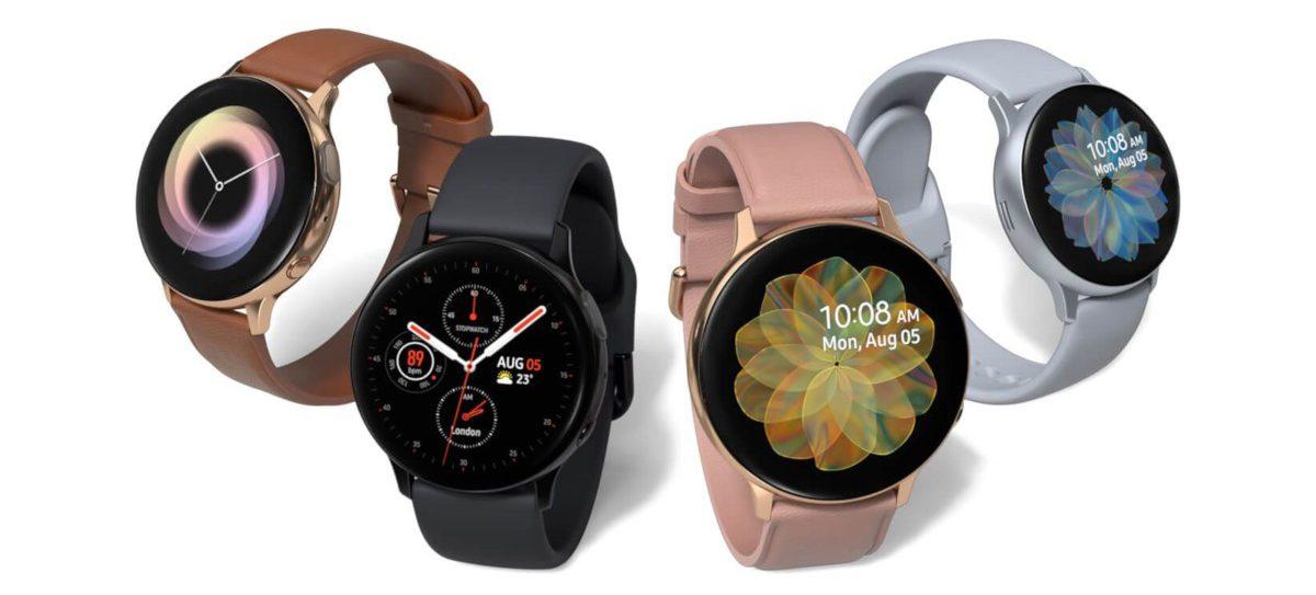 "Galaxy Watch Active 2 سامسونگ را میتوان با عنوان ""بهترین ساعت هوشمند اندروید"" با Apple Watch 5 مقایسه کرد."