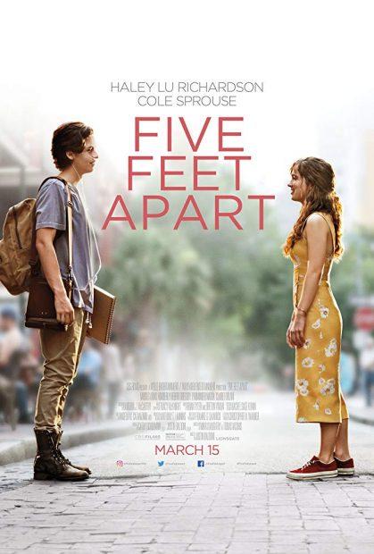 فیلم Five Feet Apart